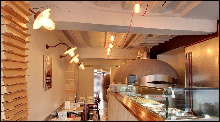 Sette pizza per tutti - Pizzeria au 38 rue du faubourg Saint-Denis, Paris 10ème - 7j/7j - 30 pizzas gourmandes à déguster sur place ou à emporter.