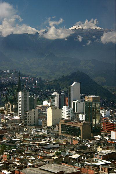 Manizales & Nevado del Ruiz, Columbia