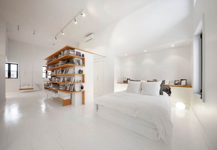 Peeling Back Layers Of Construction Dating To The Architecture Firm L McComber Ltee Tackled This Renovation A Montreal Attic Create Bright And