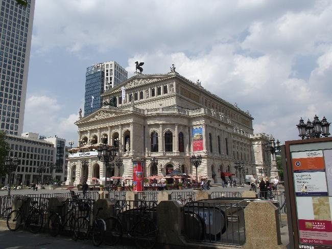 Old Opera House  (Alte Oper) Frankfurt