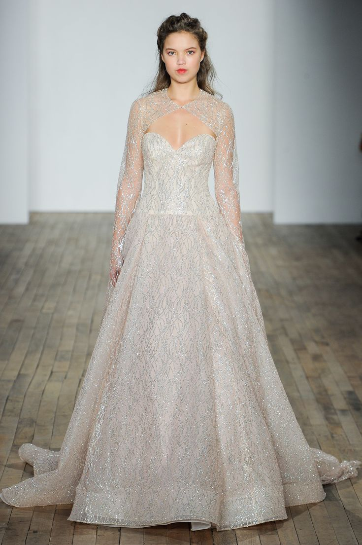 101 best lazaro images on pinterest lazaro wedding dress these 10 wedding dress trends were everywhere at fall 2018 bridal fashion week check out the new styles youll see on every bride in 2018 here ombrellifo Gallery