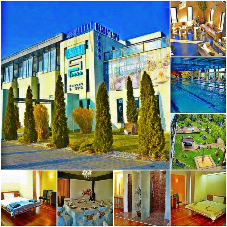Centrul Ice Dyp – Resort & Spa, situat pe traseul ce leaga Aeroportul International Traian Vuia Timisoara de oras, este un complex ce ofera toate facilitatile unui hotel de inalta clasa.