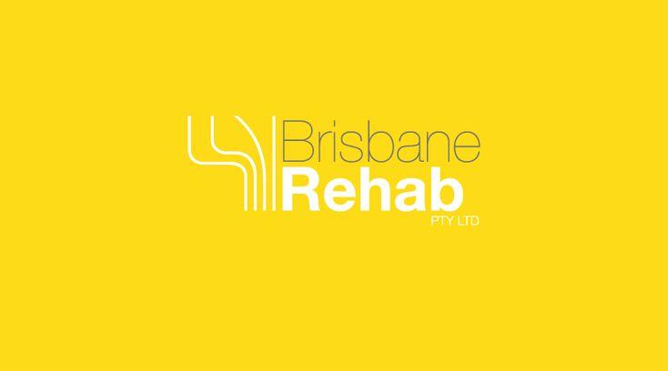Brisbane RehabLogo / Brand Design