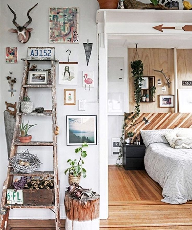 Shabby Chic Boho Bedroom: 25+ Best Bohemian Wall Decor Ideas On Pinterest