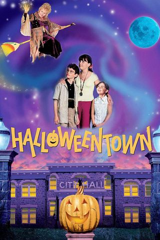 Visit the Real-Life Halloweentown This October   The classic Disney channel film comes to life in an Oregon town.