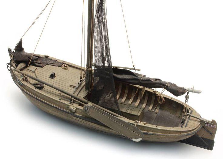 Artitec 50.105 Botter Fischerschiff modellbahnshop-lippe.com