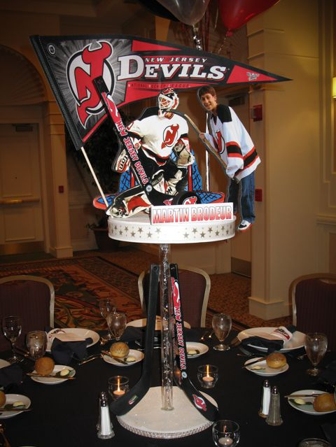 61 Best Hockey Theme Bar And Bat Mitzvah Ideas Images On
