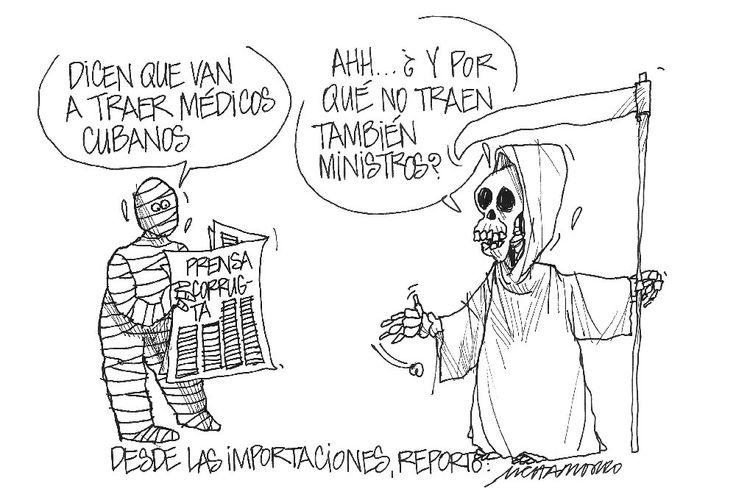 'Desde las importaciones'