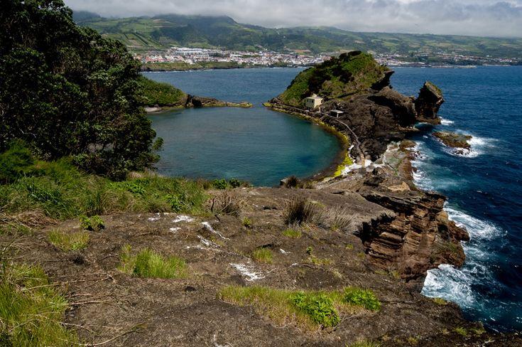 SIARAM :: Ilhéu de Vila Franca do Campo, Sao Miguel Island, Azores, Portugal