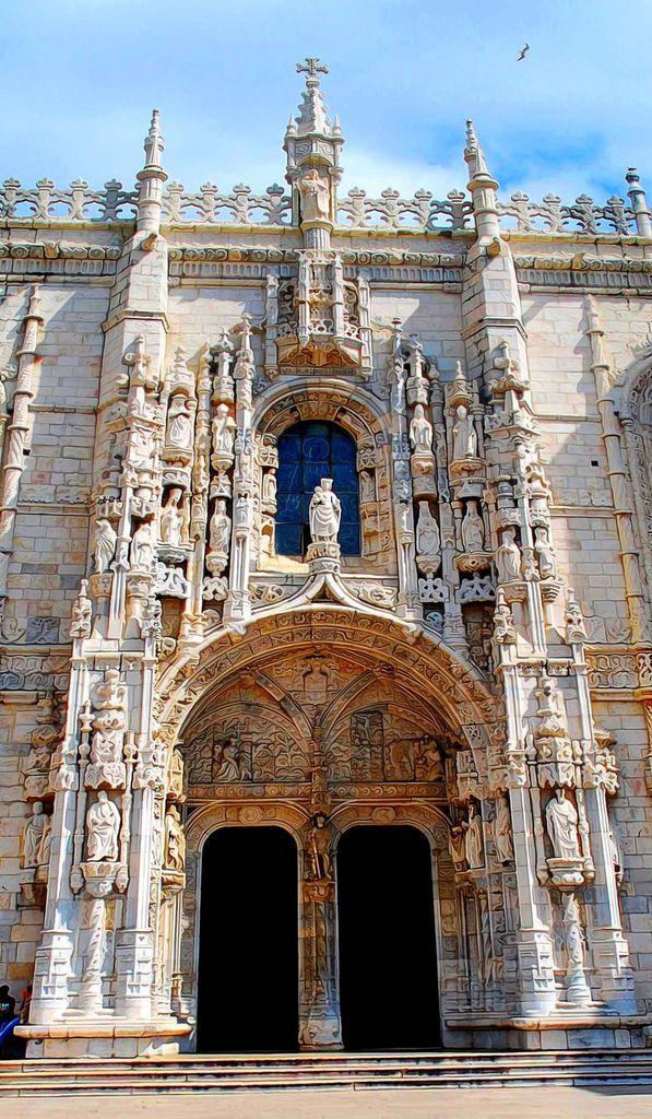 Jeronimos Monastery - Lisbon, Portugal