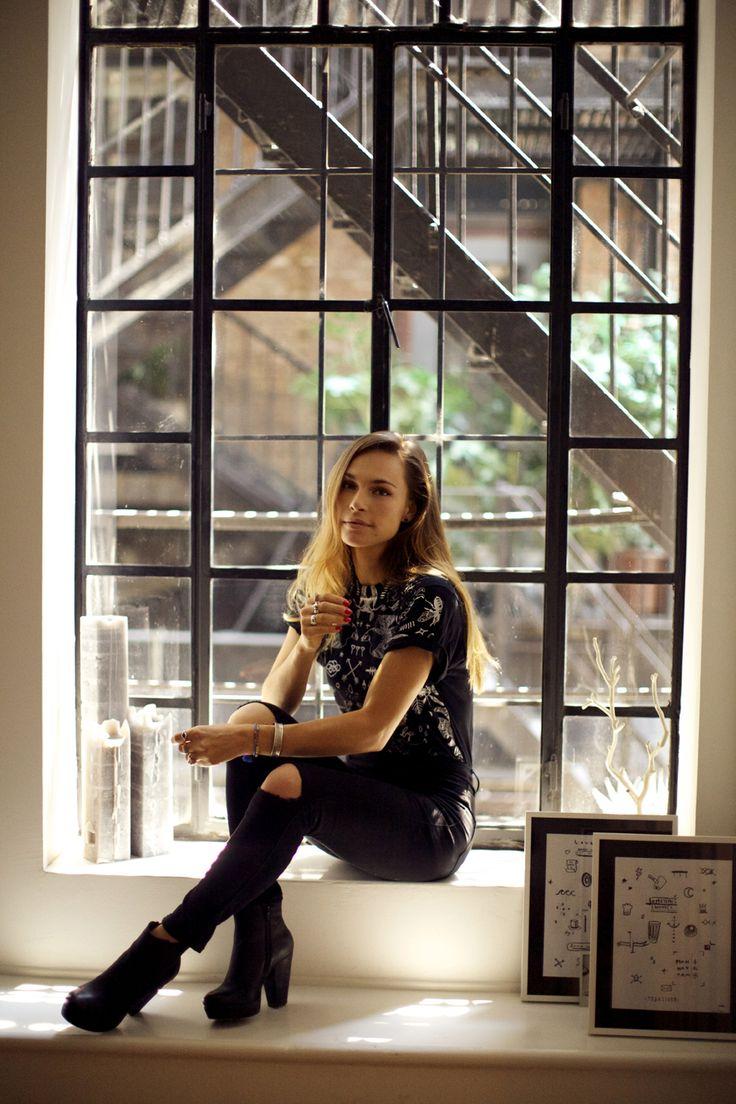 STYLE CRUSH EDIT: BLANDA EGGENSCHWILER