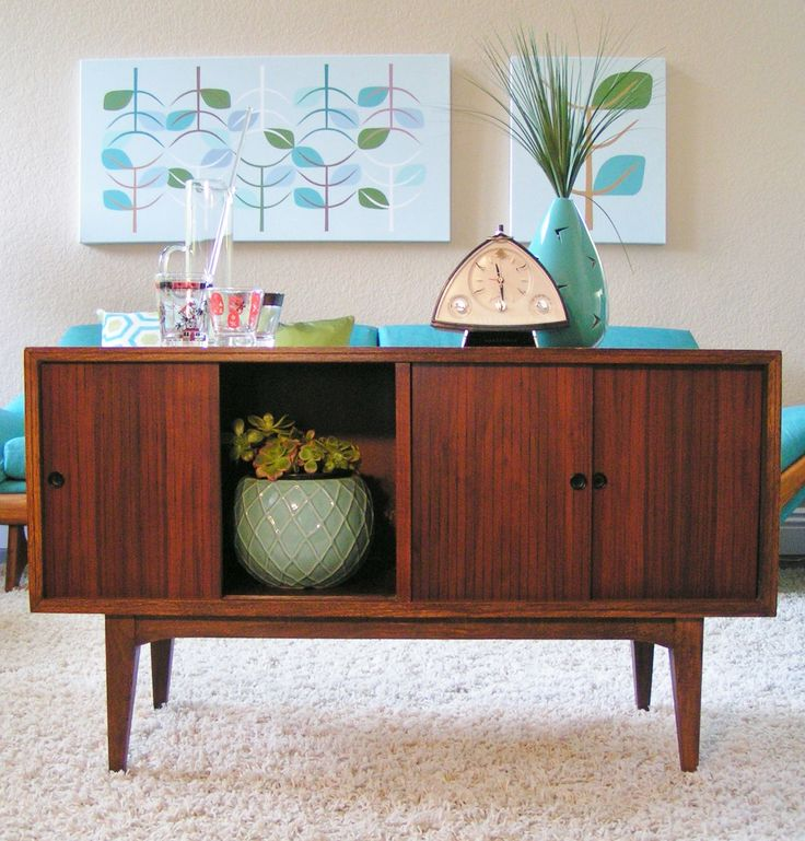 surprising modern living room credenza | 74 best Mid Century Modern Furniture images on Pinterest ...