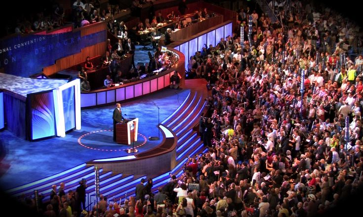 craig robinson introducing his sister at democratic national convention 2016  Photo: Wikimedia Commons