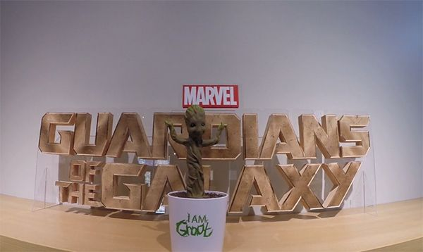 Finally!: Groot Toy Dancing to Stores This December