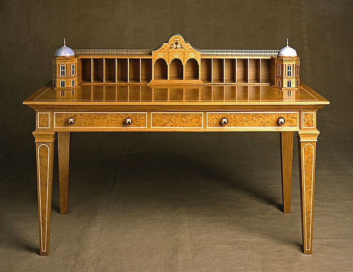 Writing Desk By David Linley Furniture