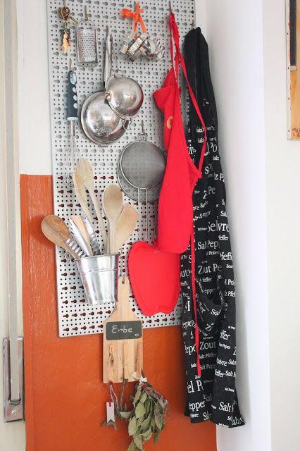 Pavimenti a scacchi... la mia cucina/ Chess Floor ... my kitchen