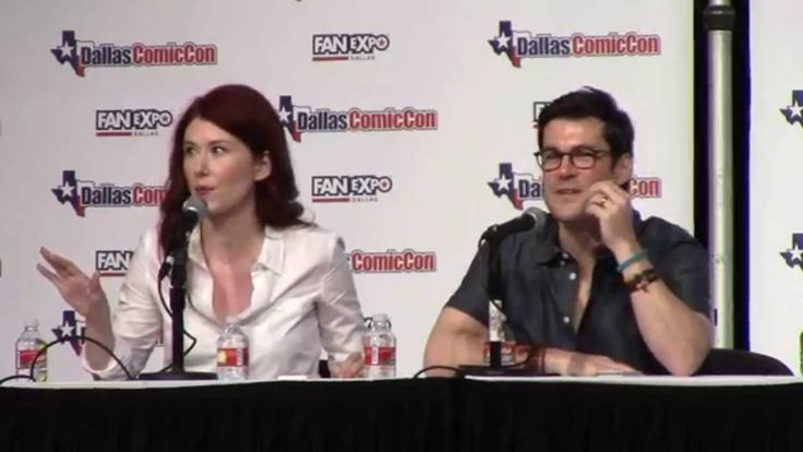 Firefly Cast REUNION Q&A Panel (Nathan Fillion, Summer Glau, etc) - Dallas Comic Con 2014