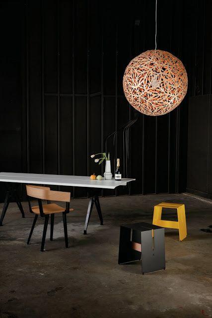 David Trubridge 'Sola' light | HOME magazine