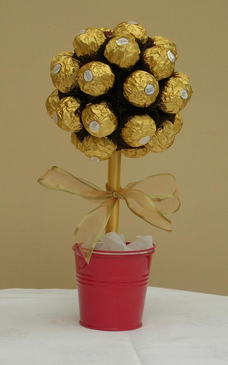 Baby Ferrero Rocher Tree