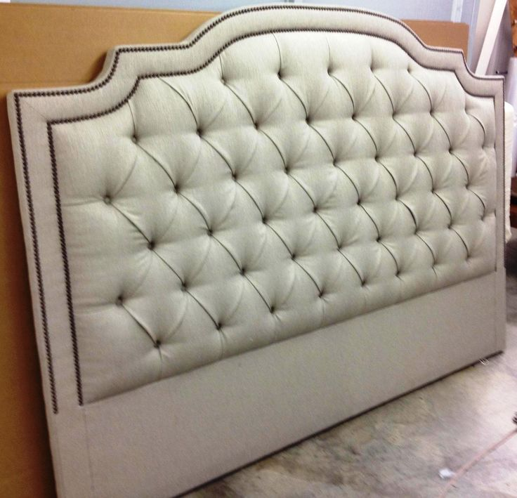 Our local Upholstery Shop just finished two of these AWESOME queen size upholstered headboards~We will have them in the warehouse by tomorrow afternoon! I cannot wait! Priced at $750.00!!!!!