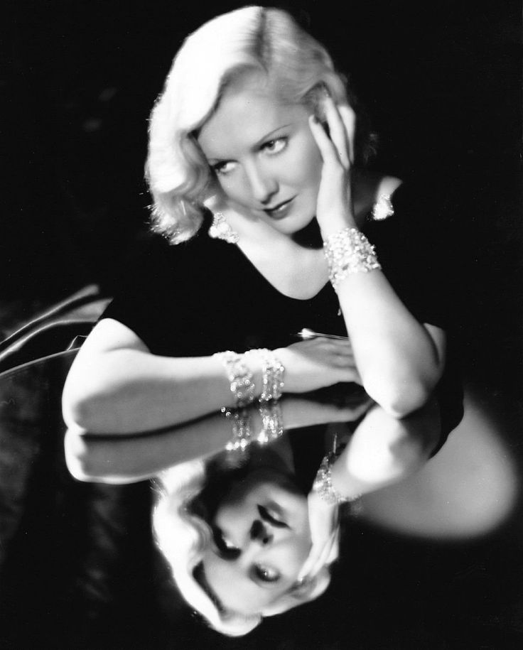 """Jean Arthur, 1936, a George Hurrell photo """"I guess I became an actress because I didn't want to be myself… I am not an adult, that's my explanation of myself. Except when I am working on a set, I have all the inhibitions and shyness of the bashful,..."""