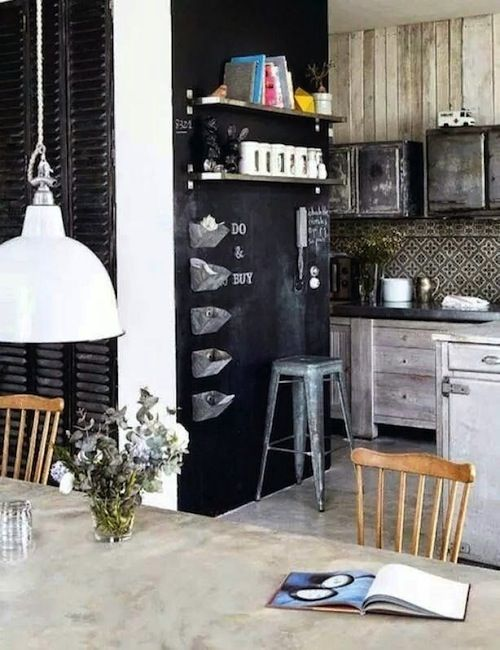 Krijtbord Keuken Ikea : over Keuken – Kitchen op Pinterest – Google, Met en Keukens