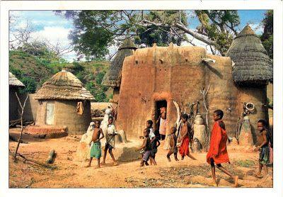 TOGO - Koutammakou, the Land of the Batammariba (UNESCO WHS)