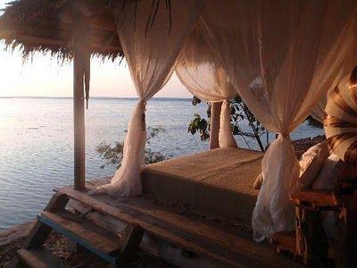 Pulau Macan ( Tiger Island ) - Indoensia