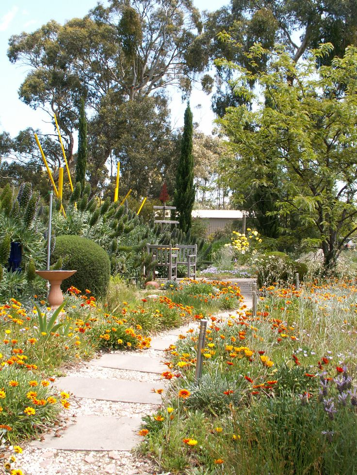 17 best images about garden designs on pinterest gardens for Adelaide hills landscape