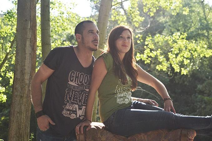 Redpill models, David Sais & Anna Vancells.