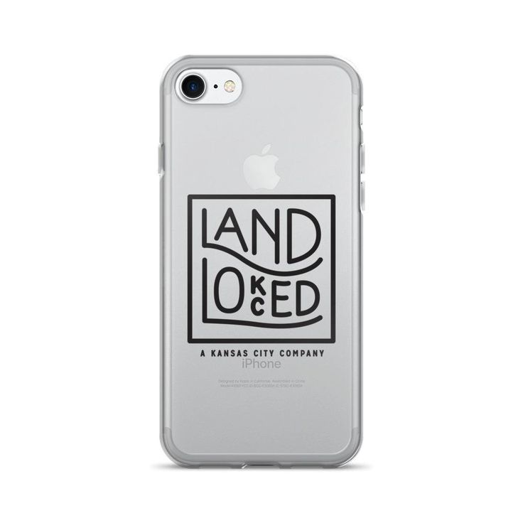 Landlocked Logo iPhone 7/7 Plus Case The back of this case is solid and anti-scratch while the sides are flexible. It's solid, sleek, and easy to take on and off.  • Back is made of a solid, durable polycarbonate (PC) material  • Soft, TPU sides  • Holes line up with phone's functions  • Back is solid and scratch-resistant   https://nemb.ly/p/HkeN2yC39JM Published using Nembol
