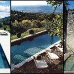 La rédaction a repéré sur Pinterest de belles piscines pour vous inspirer... Démarrez le weekend en douceur en découvrant notre sélection de points d'eau.
