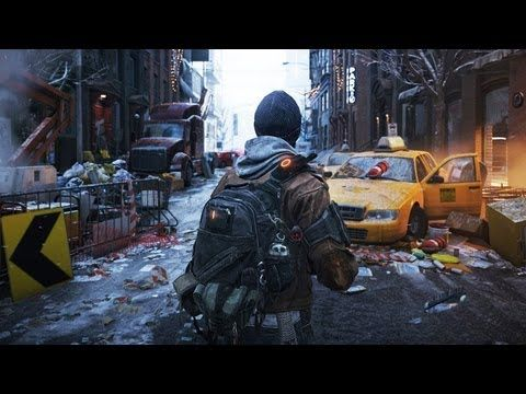 The Division Bande Annonce (E3 2013) - YouTube