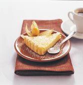 Syrlig citronpaj