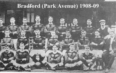 bradford park avenue 1908-09