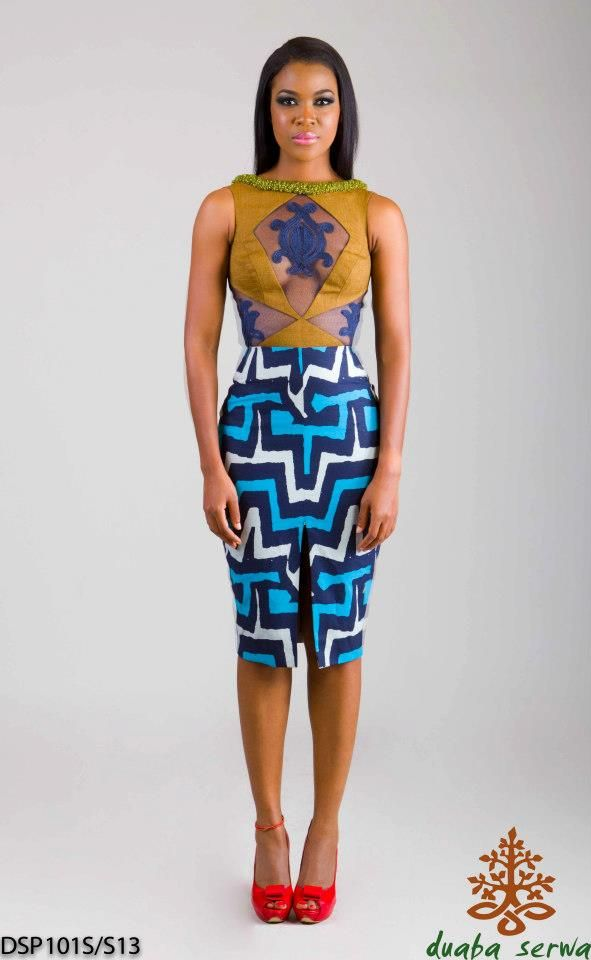 AFRICAN PRINT latest