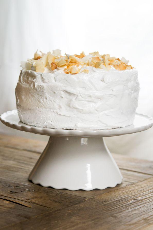 Gluten Free Champagne Cake