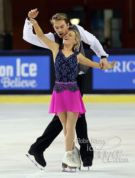 Penny Coomes & Nick Buckland (GBR)