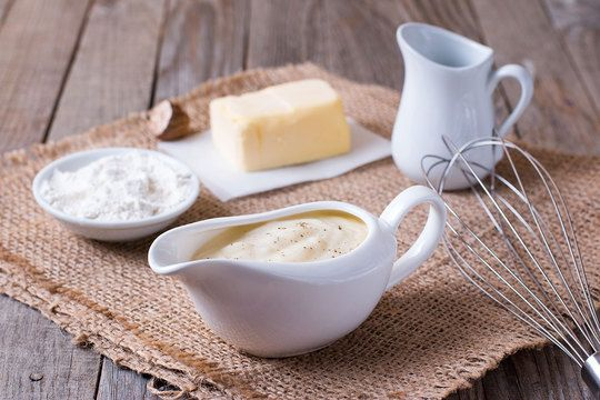 Белые соусы: подробная инструкция и рецепты