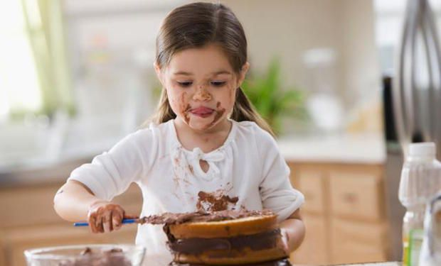 The Secret to Removing Chocolate Stains