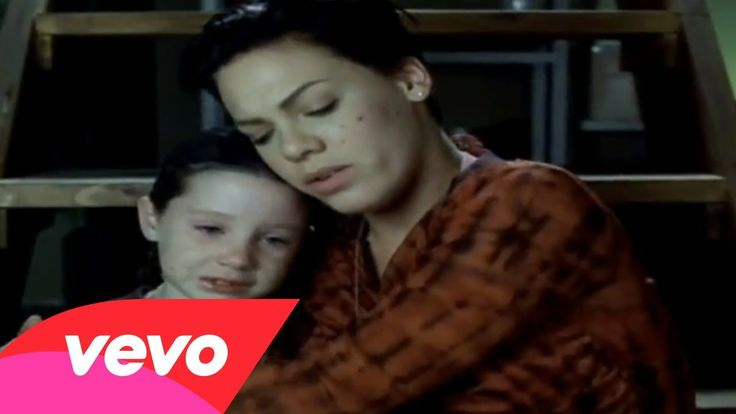 P!nk - Family Portrait : I love Pink, but the little girl in this video steals the show. She does a phenominal job!-ww