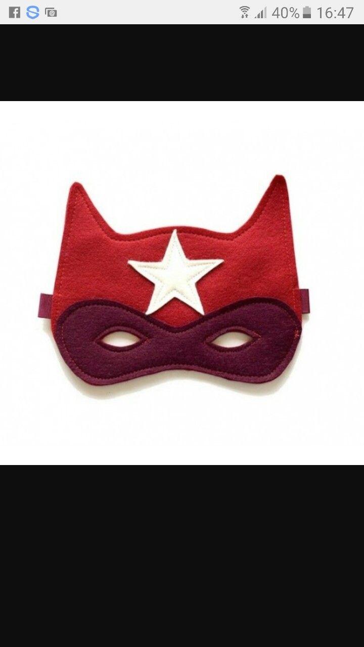 Superheld masker