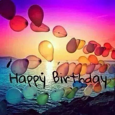 Happy Birthday Sharon Sweetie!  Wishing you a bright & happy day . . . Love you!