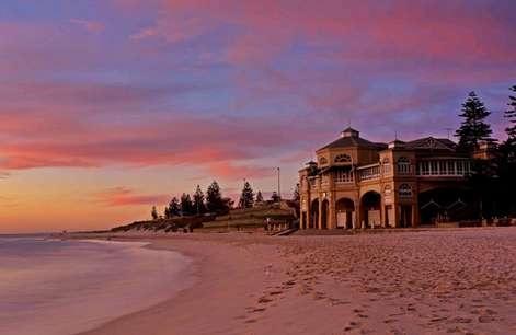India Tea House at Cottesloe Beach, Perth, Western Australia