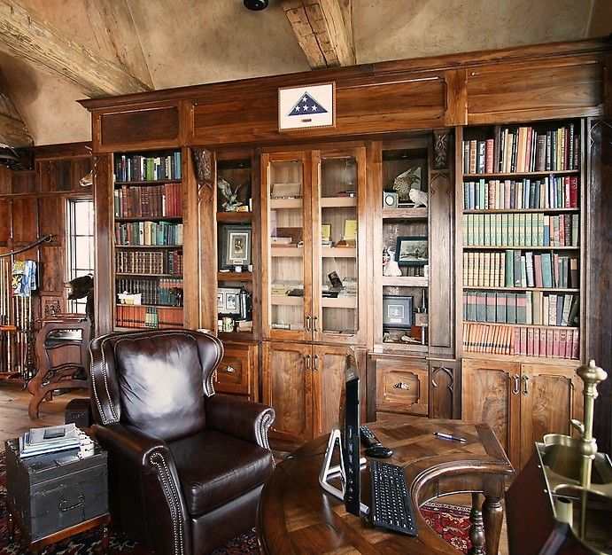 168 best Home Office Library images on Pinterest | Books, Dream ...