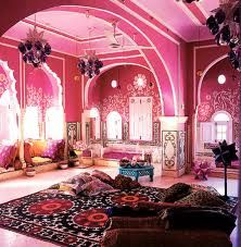 Indian Decor-this my favorite decorating theme. Love the colors and how relaxing it seems.