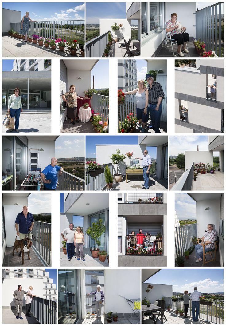 Gallery of 114 Public Housing Units / Sauquet Arquitectes i Associats - 10