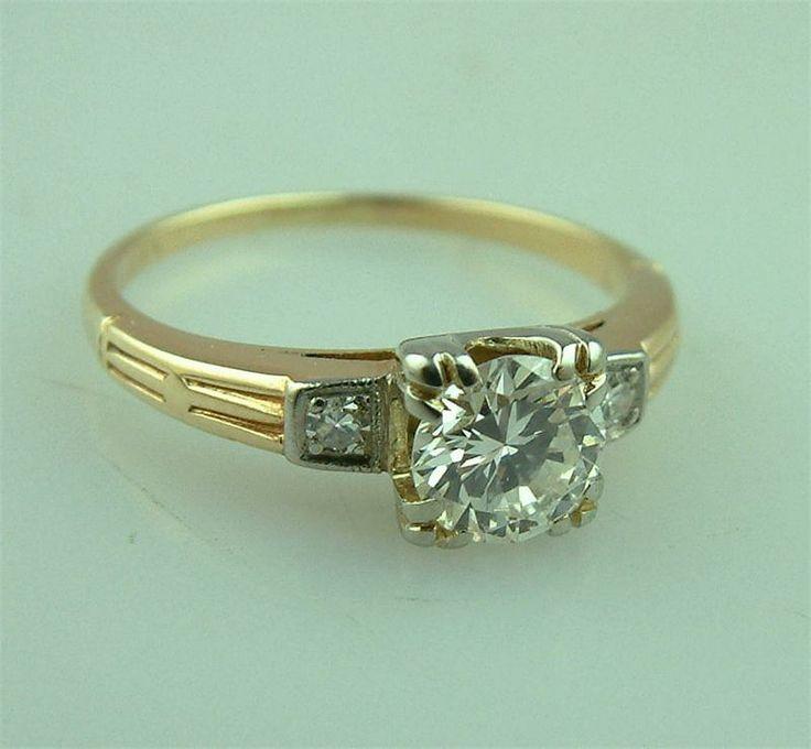 143 best Engagement Rings images on Pinterest Engagement rings