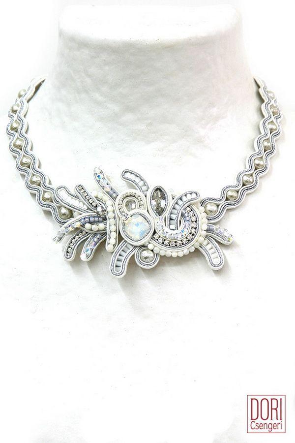 DORi Csengeri  Bridal  Collection: Dream Romantic Bridal Necklace