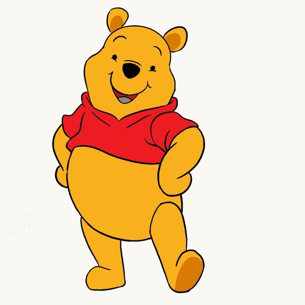 Winnie The Pooh Coloring Pages Printable We Have A Winnie The Pooh Coloring Page In 2020 Bear Coloring Pages Disney Princess Coloring Pages Teddy Bear Coloring Pages